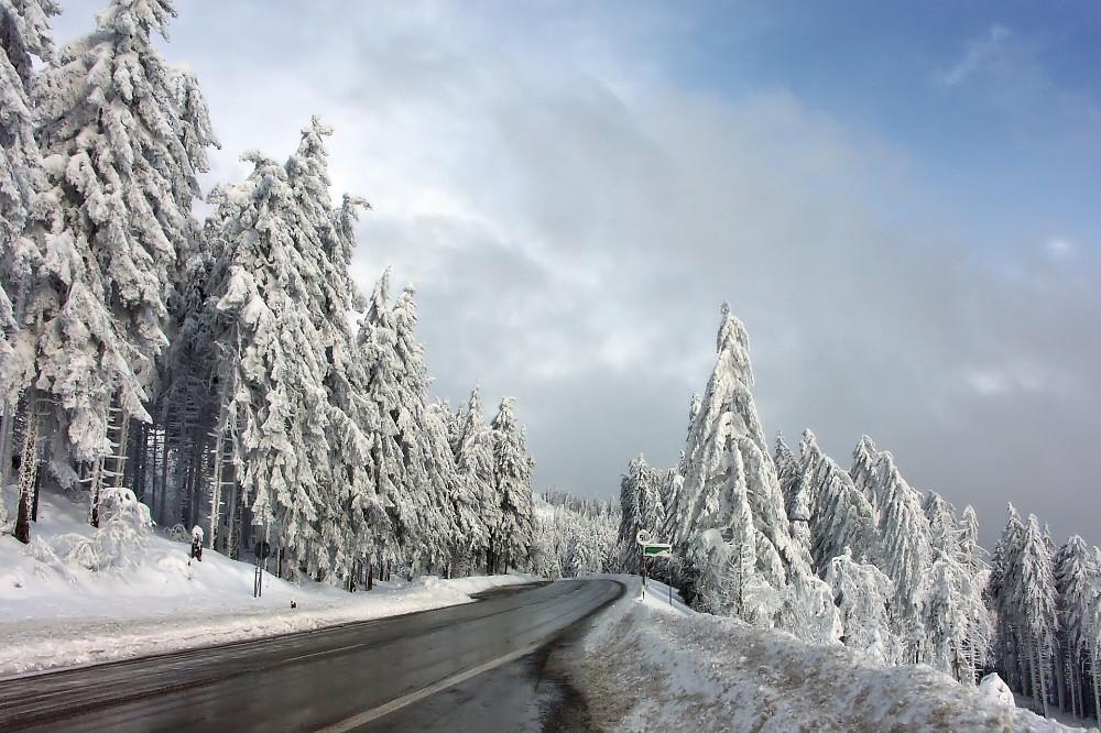 panoramastraße winter